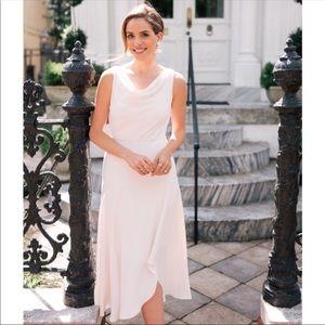 NWT Gal Meets Glam Juliet Cowl-neck Dress